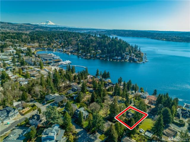 9563 NE 1st St, Bellevue, WA 98004 (#1422687) :: Real Estate Solutions Group