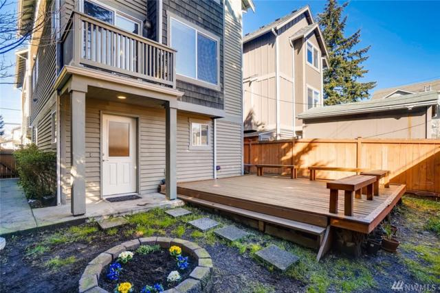 9240 Fremont Ave, Seattle, WA 98103 (#1422718) :: Mike & Sandi Nelson Real Estate