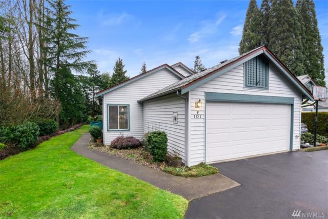 23501 112th Ave SE F101, Kent, WA 98031 (#1422834) :: Real Estate Solutions Group