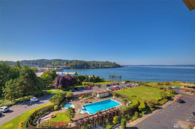 6535 Seaview Ave NW B606, Seattle, WA 98117 (#1423035) :: Kimberly Gartland Group