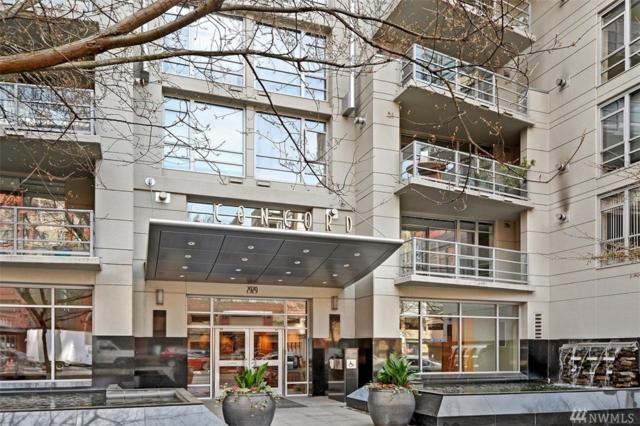 2929 1st Ave #619, Seattle, WA 98121 (#1423107) :: Alchemy Real Estate