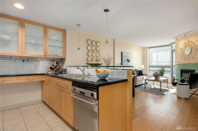 2929 1st Ave #323, Seattle, WA 98121 (#1423163) :: Ben Kinney Real Estate Team