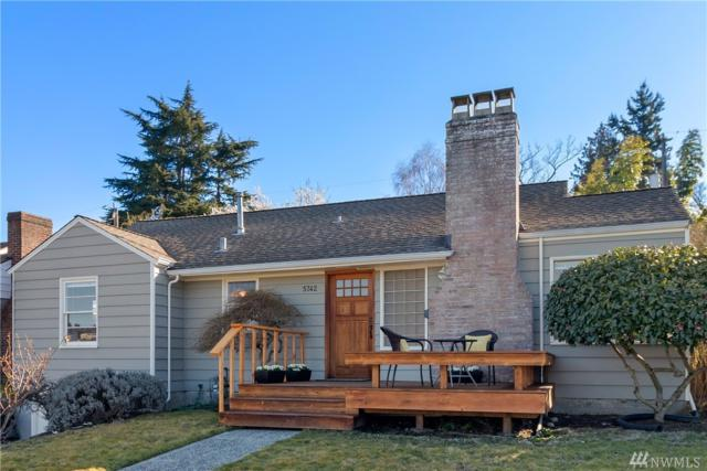 5742 59th Ave NE, Seattle, WA 98105 (#1423179) :: Chris Cross Real Estate Group