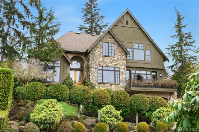 9588 NE 1st St, Bellevue, WA 98004 (#1423293) :: Real Estate Solutions Group