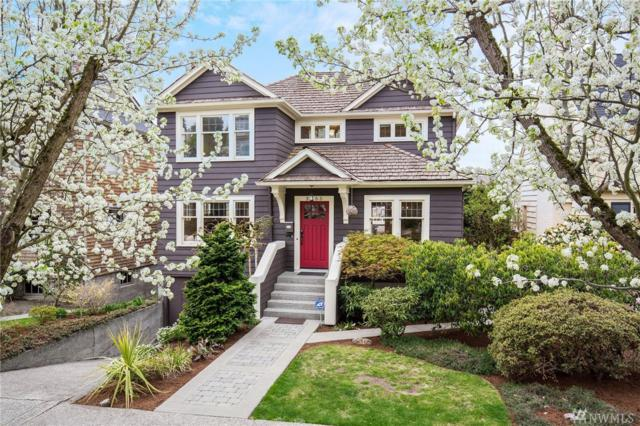 3855 44th Ave NE, Seattle, WA 98105 (#1423336) :: NW Home Experts
