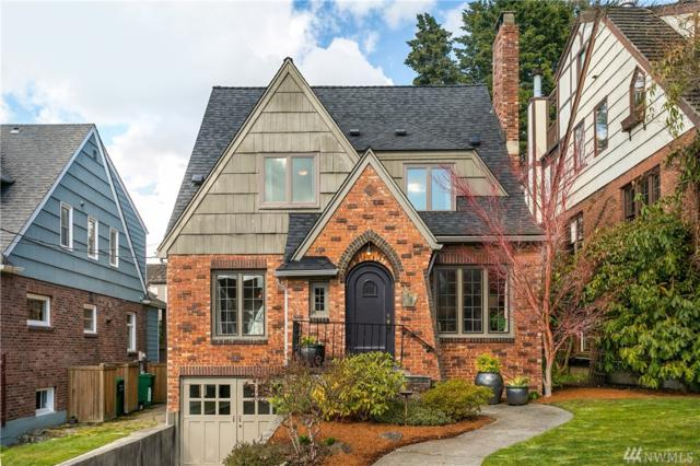 4332 NE 43rd St, Seattle, WA 98105 (#1423374) :: NW Home Experts