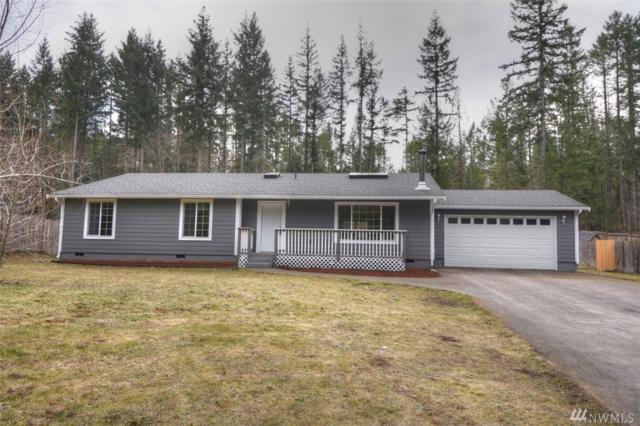 18541 Stagecoach Lane SE, Yelm, WA 98597 (#1423452) :: Real Estate Solutions Group