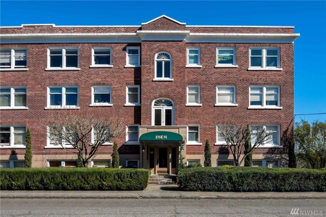 1808 Bigelow Ave N A101, Seattle, WA 98109 (#1423691) :: The Kendra Todd Group at Keller Williams