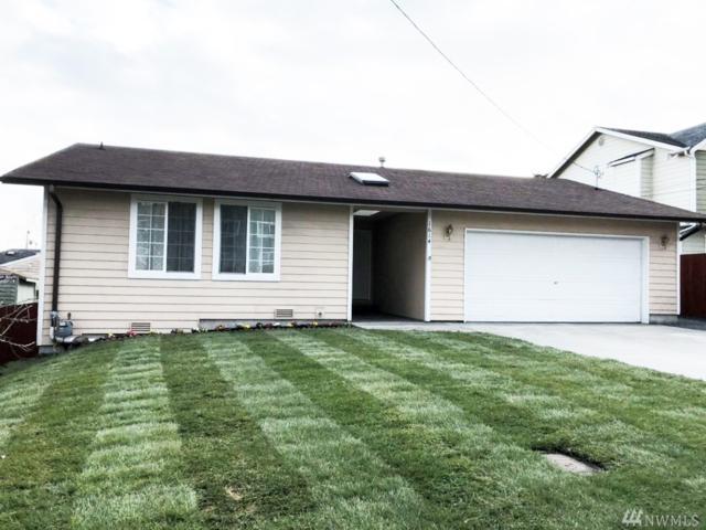 1614 112th St SE, Everett, WA 98208 (#1423764) :: Ben Kinney Real Estate Team