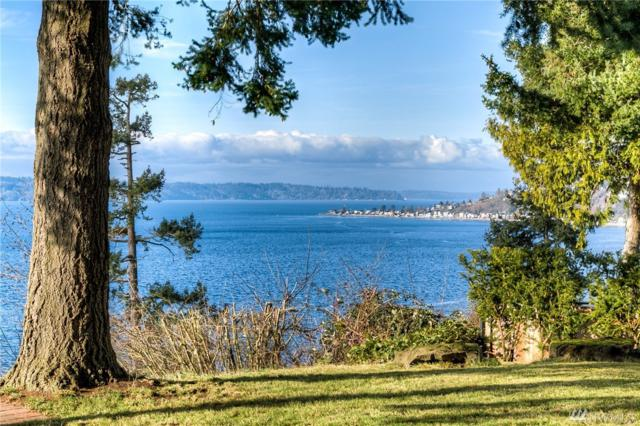 19263 Edgecliff Dr SW, Normandy Park, WA 98166 (#1423791) :: Homes on the Sound