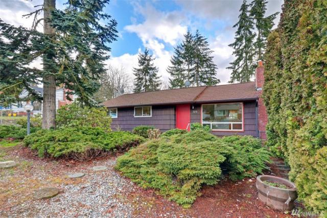 309 NE 159th St, Shoreline, WA 98155 (#1423818) :: Hauer Home Team