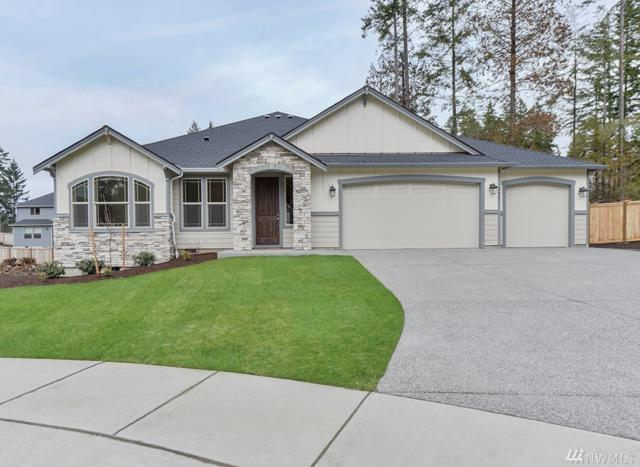 3605-(Lot 14) Fox Ct, Gig Harbor, WA 98335 (#1423925) :: Real Estate Solutions Group
