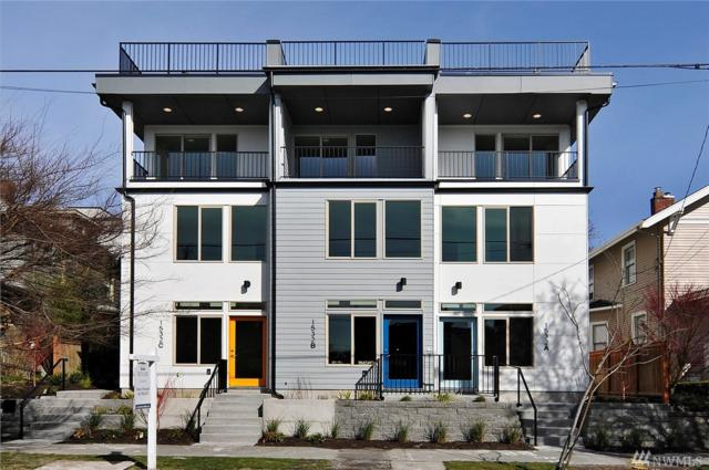 1532-C NW 60th St, Seattle, WA 98107 (#1424073) :: Kimberly Gartland Group