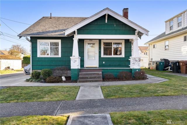 1016 S 43rd St, Tacoma, WA 98418 (#1424142) :: KW North Seattle