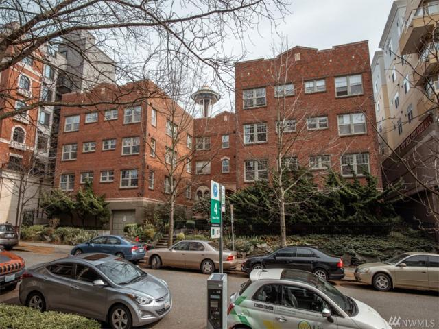 124 Warren Ave N #303, Seattle, WA 98109 (#1424185) :: Real Estate Solutions Group