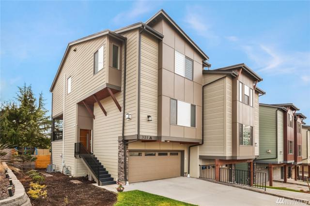 321 S 47th St A, Renton, WA 98055 (#1424201) :: Ben Kinney Real Estate Team