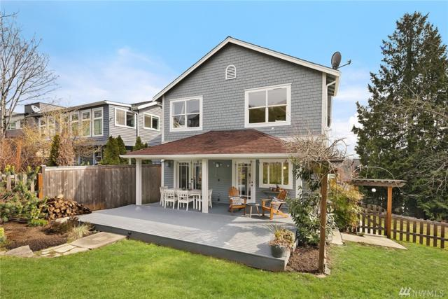 611 25th Ave E, Seattle, WA 98112 (#1424235) :: Kimberly Gartland Group