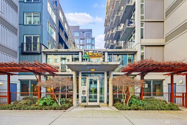 2717 Western Ave #9018, Seattle, WA 98121 (#1424343) :: Ben Kinney Real Estate Team