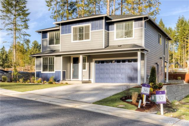 21915 NW Westwood (Lot 25) St, Poulsbo, WA 98370 (#1424445) :: The Robert Ott Group