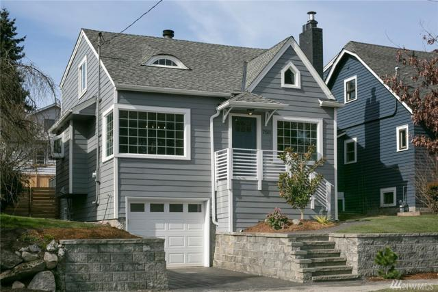 7511 20th Ave NE, Seattle, WA 98115 (#1424552) :: Real Estate Solutions Group