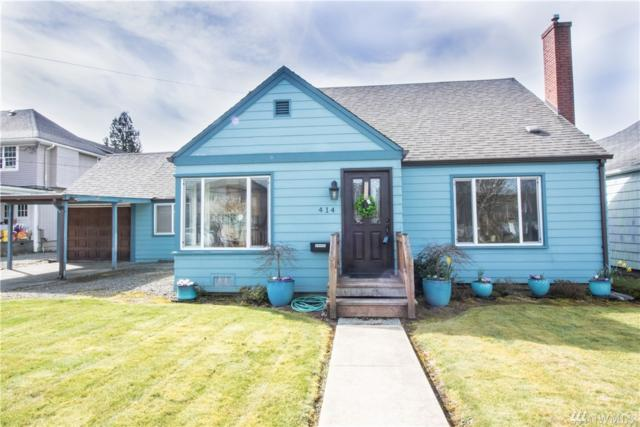 414 L St, Hoquiam, WA 98550 (#1424555) :: Crutcher Dennis - My Puget Sound Homes