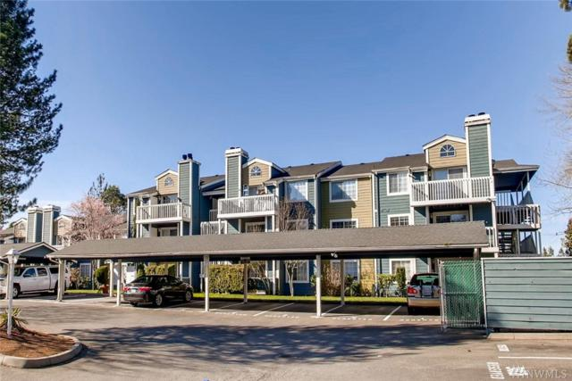 22831 30th Ave S #306, Des Moines, WA 98198 (#1424560) :: Mike & Sandi Nelson Real Estate
