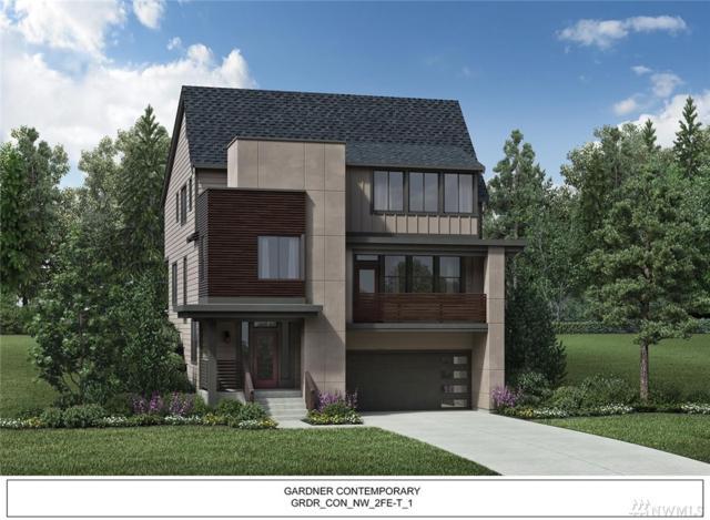16525 NE 47th (Homesite 10) St, Redmond, WA 98052 (#1424626) :: The Shiflett Group