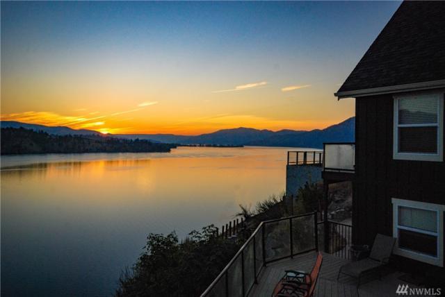 10490 S Lakeshore Road, Chelan, WA 98816 (MLS #1424680) :: Nick McLean Real Estate Group