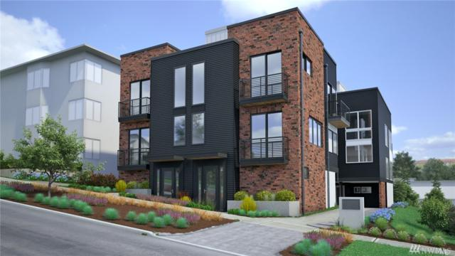 1204-A 5th Ave N, Seattle, WA 98109 (#1424764) :: Homes on the Sound