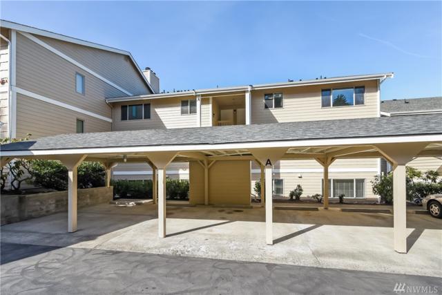 12840 SE 40th Ct A-12, Bellevue, WA 98006 (#1424886) :: Entegra Real Estate