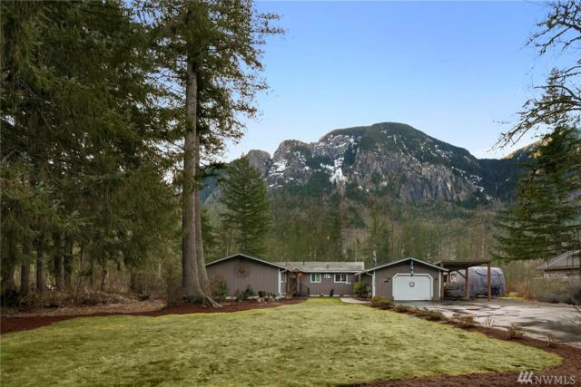 7518 442nd Place SE, Snoqualmie, WA 98065 (#1425064) :: Homes on the Sound
