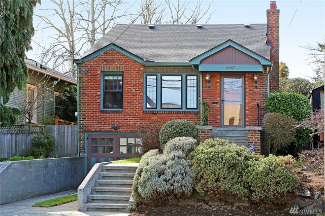 3457 38th Ave SW, Seattle, WA 98126 (#1425113) :: Real Estate Solutions Group