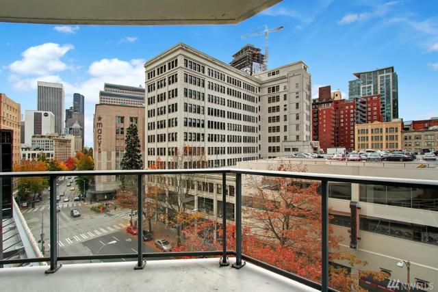 1920 4th Ave #505, Seattle, WA 98101 (#1425251) :: Mike & Sandi Nelson Real Estate