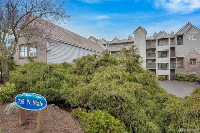 705 N State St #201, Bellingham, WA 98225 (#1425261) :: Crutcher Dennis - My Puget Sound Homes