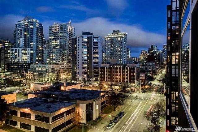 2801 1st Ave #806, Seattle, WA 98121 (#1425315) :: The Deol Group