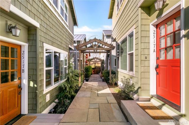 2517-B 30th Ave S, Seattle, WA 98144 (#1425336) :: Real Estate Solutions Group