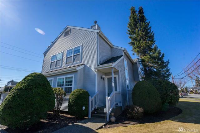 124 E Grover St #1, Lynden, WA 98264 (#1425388) :: Mike & Sandi Nelson Real Estate
