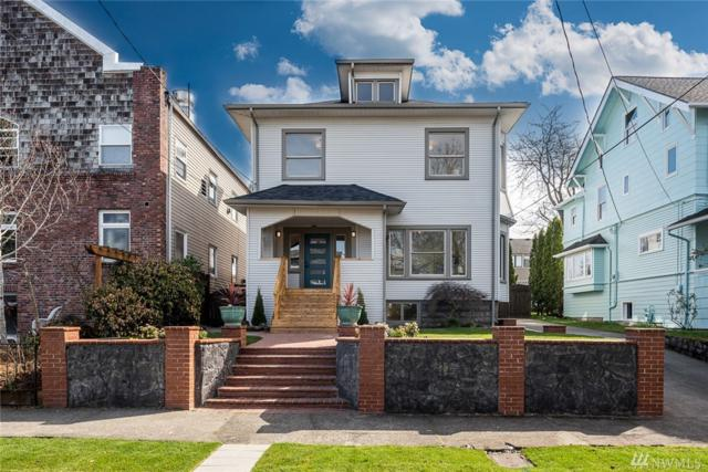 822 32nd Ave, Seattle, WA 98122 (#1425471) :: Hauer Home Team