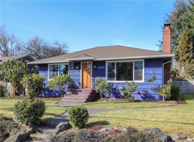 11253 Fremont Ave N, Seattle, WA 98133 (#1425667) :: Mike & Sandi Nelson Real Estate