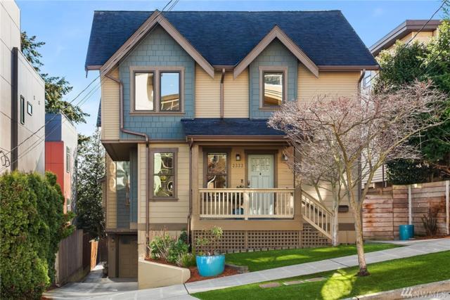 2333 W Crockett St, Seattle, WA 98199 (#1425670) :: Real Estate Solutions Group