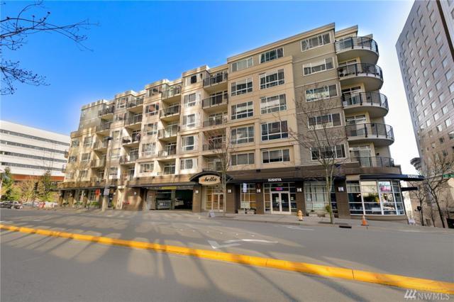 300 110th Ave NE #203, Bellevue, WA 98004 (#1425678) :: Keller Williams Western Realty