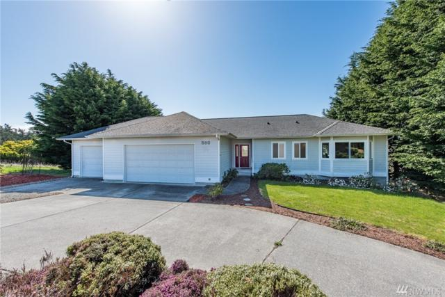 380 Ridge View Dr, Sequim, WA 98382 (#1425707) :: McAuley Homes