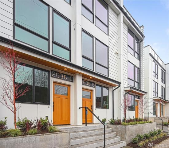 2636-C NW 58th St, Seattle, WA 98107 (#1425709) :: Kimberly Gartland Group