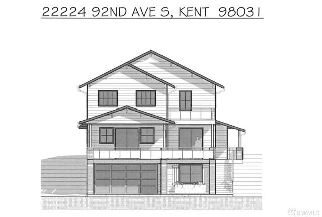 22224 92nd Ave S, Kent, WA 98031 (#1425723) :: Keller Williams Realty Greater Seattle