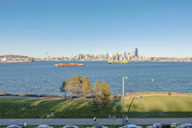 1727 Harbor Ave SW N303, Seattle, WA 98116 (#1425738) :: Mike & Sandi Nelson Real Estate