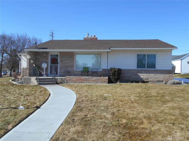 210 W 11th Ave, Ritzville, WA 99169 (#1425886) :: Northern Key Team