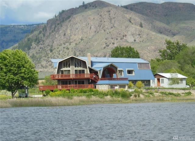 85-C Chesaw Rd, Oroville, WA 98844 (#1425897) :: Mike & Sandi Nelson Real Estate