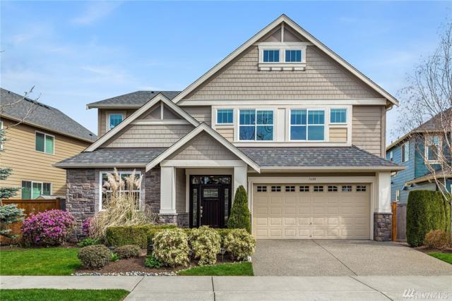 1688 272nd Place SE, Sammamish, WA 98075 (#1426144) :: Northern Key Team