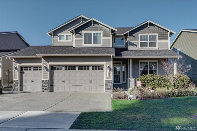 9325 Prairie Wind St SE, Yelm, WA 98597 (#1426198) :: Crutcher Dennis - My Puget Sound Homes