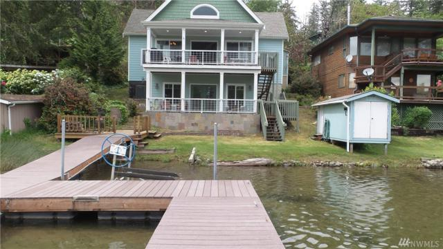 5620 E Mason Lake Dr W, Grapeview, WA 98546 (#1426220) :: Chris Cross Real Estate Group